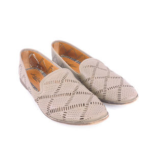 Lucky Brand Parkerr Perforated Loafer Size 8